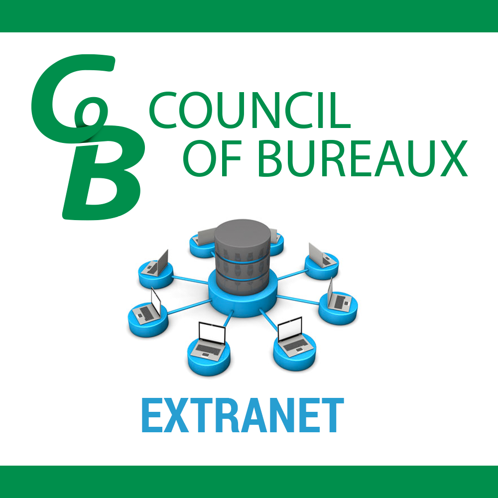 Council of Bureau – Extranet